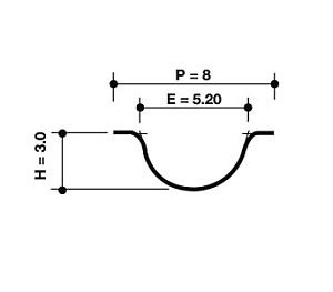 Dayco Timing Belt 94838 fits Hyundai Trajet 2.7 V6 (FO)
