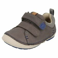 Boys Clarks First Shoes 'Softly Toby'