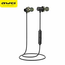 AWEI X650BL Dual Dynamic Wireless Headphones Bluetooth Earphone IPX5