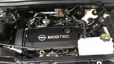 Opel Astra Mokka Insignia Astra J 1.6 16V Motor A16XER 116PS Engine Moteur