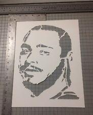 Post Malone Stencil Large