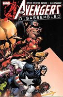 Avengers: Disassembled by Brian Bendis & David Finch 2006 TPB Marvel OOP