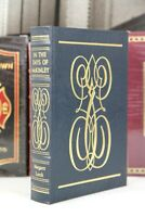 IN THE DAYS OF McKINLEY - Easton Press - Margaret Leech - Library Of Presidents