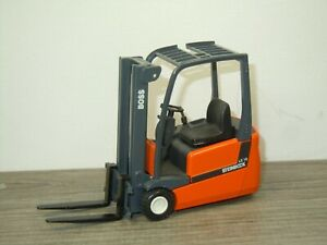 Forklift Steinbock Boss LE16 - Conrad Germany 1:25 *50844