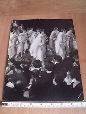 60's Photo Daniel Frasnay Bluebell Girls  Lido Club Paris Free UK Post