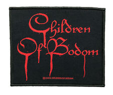 Children Of Bodom Patch-Blood Logo  Aufnäher SP2015 COB Patch Gewebt & Lizenz !