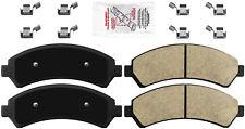 Disc Brake Pad Set-4WD Front Autopartsource PRC726