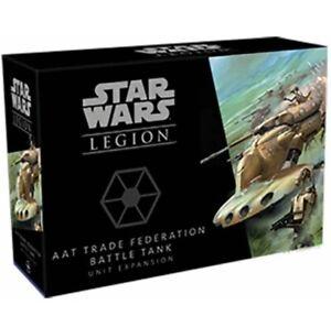 Star Wars: Legion AAT Trade Federation Battle Tank Unit Expansion DENT & DING