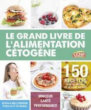 le grand livre de l'alimentation cétogène Genisson  Ulrich   Genisson  Nelly