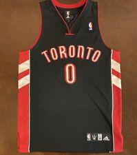 Rare Custom 2013 Adidas NBA Toronto Raptors Drake 0 New Friends Jersey