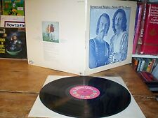 BREWER & SHIPLEY / John Cippolina John Kahn ( SHAKE OFF THE DEMON ) vinyl LP NM-