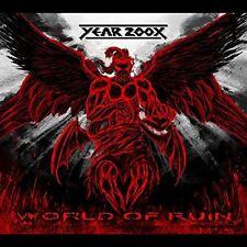 Year 200x-World of Ruin  CD NEW