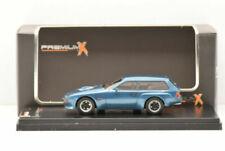 Premium X Porsche Porsche 924 Turbo Kombi 1981 par ARTZ Échelle 1:43 Voiture Miniature - Bleu Foncé (PR0378)
