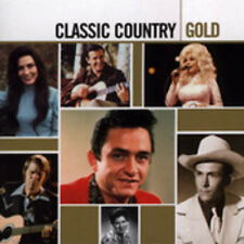 Various Artists - Classic Country Gold / Various [New CD] Rmst
