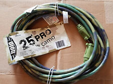 NEW BOLD 25 ft Camo Electric Extension Power Cord 14 Gauge Outdoor Camouflage