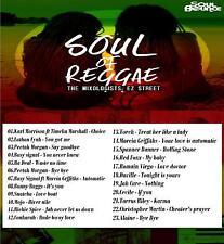SOUL OF REGGAE LOVERS ROCK MIX CD