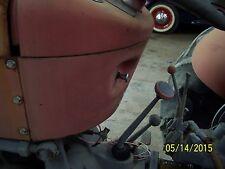 MF MASSEY FERGUSON 65 TRACTOR DASH WRAP AROUND