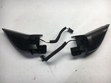05-10 VW JETTA FRONT UPPER DOOR TWEETER SPEAKER BLACK PAIR 1K5837973, 1K5837974