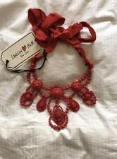 LANVIN for H&M statement chandelier necklace