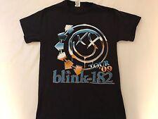 2009 Blink 182 Weezer Concert Tour T-Shirt Size Small