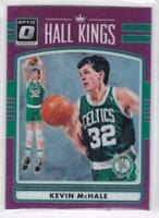 2016-17 Kevin McHale Panini Donruss Optic Hall Kings #29 Boston Celtics