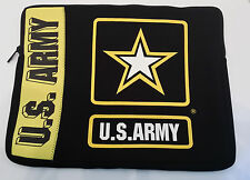 US ARMY NEOPRENE LAPTOP SLEEVE - MADE IN THE USA!!