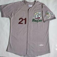 Gary Southshore Railcats Baseball Jersey Size L