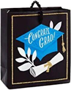 Hallmark Congrats Grad Gift Card Holder Mini Bag