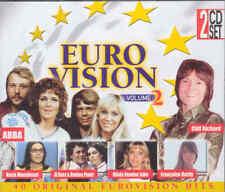 Various - Vol.2, Eurovision (2-CD) - Pop Vocal
