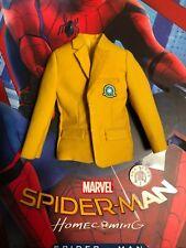 Hot Toys Spiderman regreso a casa de lujo MMS426 Traje Chaqueta Suelto Escala 1/6th