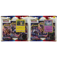 Pokemon TCG Sword & Shield Triple Booster Blister Pack