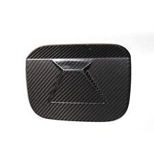 3D Real Carbon Fiber Gas Fuel Cap Door Cover Sticker Decal For Lexus IS IS250