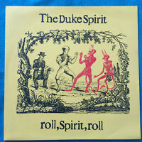 The Duke Spirit ‎– Roll, Spirit, Roll   2003 UK Vinyl  Mini-LP  Mint   UNPLAYED