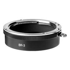 Kamera Adapter für Nikon F Objektiv