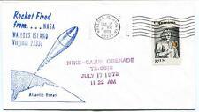 1973 Wallops Island ROCKET FIRED Nike Cajun Grenade T2.6672 WFF Goddard NASA