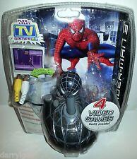 *NEW* Jakks Pacific SPIDER-MAN 3 BLACK TV Plug & Play 2007 Video Game System