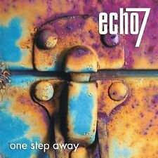 One Step Away by Echo 7 (CD, Jul-2003, Universal Distribution) BRAND NEW!