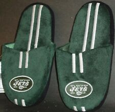 "NFL Slippers, ""New York Jets"" (Youth Medium) NEW"