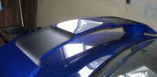 08-2015 Lancer Precut Matte Black Spoiler Accent graphics GTS Ralliart sedan