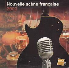 Compilation CD Fnac - Nouvelle Scène Française 2003 - Promo - France (EX/EX+)
