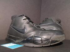 2006 Nike ZOOM KOBE I BLACK MAMBA 1 OUT ANTHRACITE GREY 313143-001 11