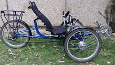 ICE Recumbent Trike. Adventure HD/T. Ready To Roll. Excellent Tourer. Kent