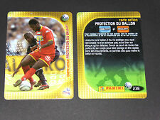 ROMARIC LE MANS LEON-BOLLEE 72 MUC CARTE ACTION PANINI FOOTBALL CARD 2006-2007
