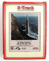 The Doobie Brothers Livin' On The Fault Line 8 Track Tape Tested D