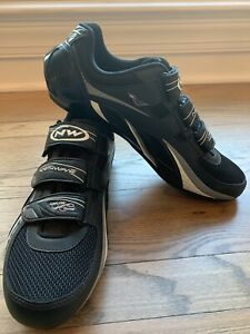 Northwave Fighter Biomap SBS cycling Shoe Men's Size 12 Airflow System