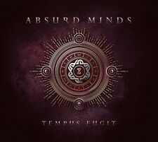 Assurdo Minds Tempus fugit-CD-DIGIPAK-VÖ/REL. date - 27.01.2017