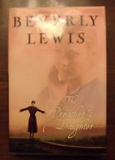 Beverly Lewis The Preacher's Daughter Annies's People 1 Hardback Amish Romance