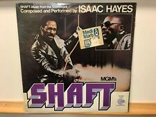 ISAAC HAYES Shaft Soundtrack 1971 2 LP Enterprise Records NEW OLD STOCK SEALED!
