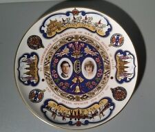 "CHARLES & DIANA Royal Wedding 1981 COALPORT 10 3/4"" Ltd. Wall PLATE 887/1000"