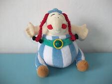 16.4.3.6 Peluche OBELIX Parc Astérix 2005 18cm Obélix Uderzo plush doudou